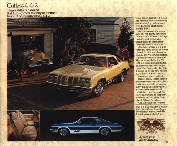 1977 Oldsmobile-442