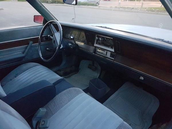 1982 Dodge Aries 2