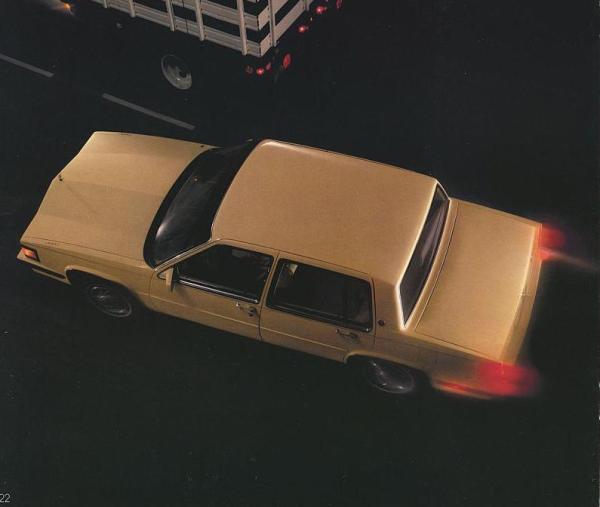 1985 Cadillac DeVille Prestige-22-23