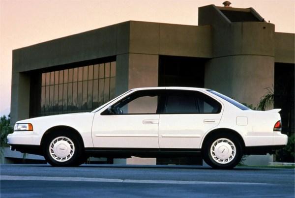 1989 Maxima SE