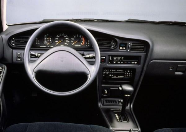 1989 Maxima instrument panel