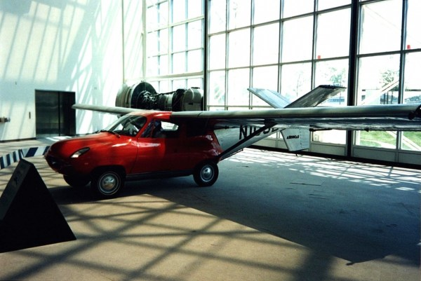 Aerocar in Seattle