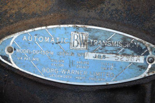BW DG-150-MJ_ID_tag