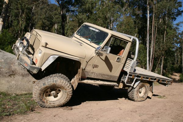 CJ10 restored