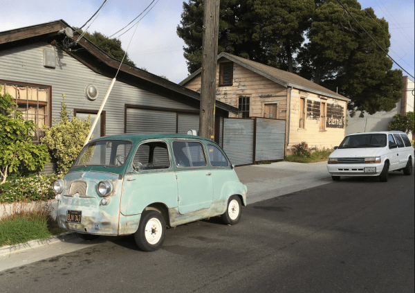 Fiat 600 multipla fq