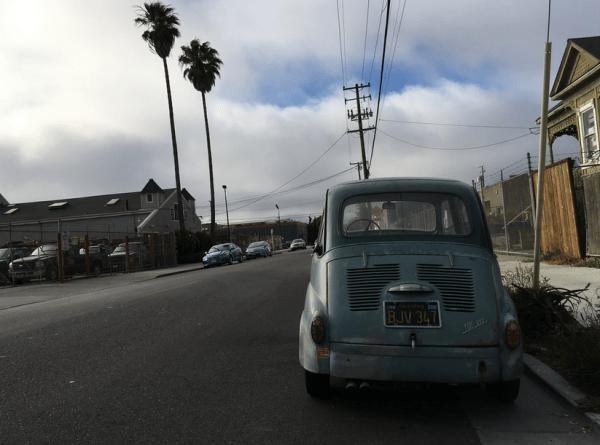 Fiat 600 multipla rr