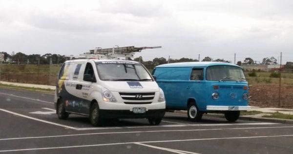 Hyundai VW vans new old
