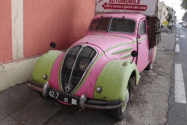 Peugeot 302 pickup fq