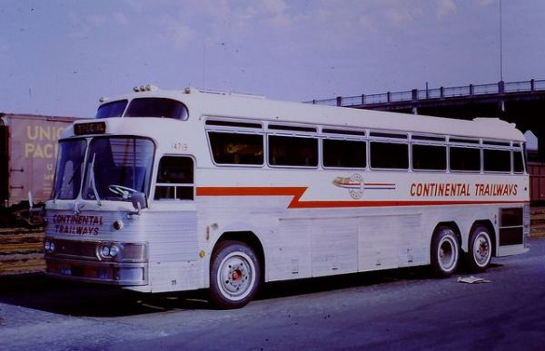 Bus Stop Classic: Eagle Coaches – From Belgium to Brownsville