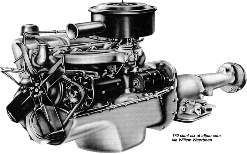 The Little Engines That Could, Part 2: How 170 Cubic Inches Of Dodge