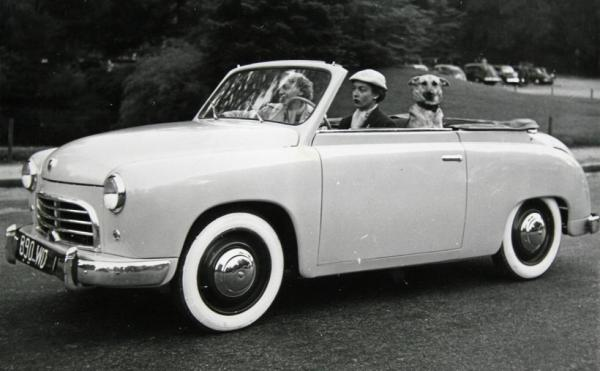 The Rosengart Ariette (1951-53) was produced as a 2-door sedan, convertible and wagon.