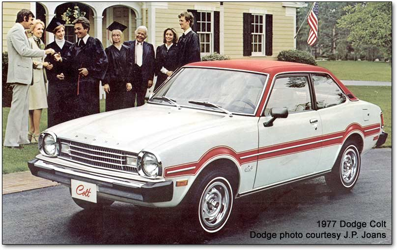 Vintage Reviews: Motor Trend's 1977 New Car Issue – Chrysler