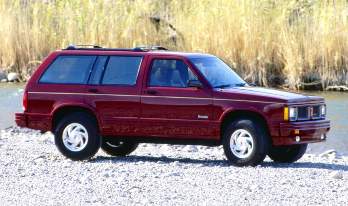 1990 bravada