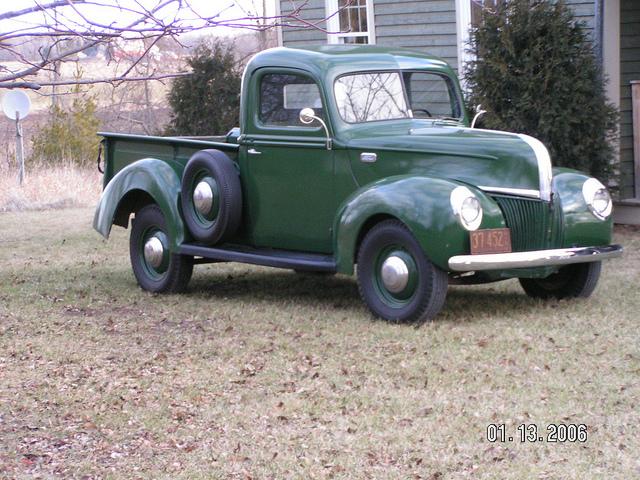 ford 1941 pickup four. Black Bedroom Furniture Sets. Home Design Ideas