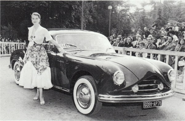 "Figoni & Falaschi's rather superfluous Citroën 15-Six ""Le Squale"" coupé in 1952."