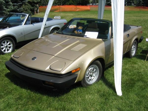 1982 Canadian spec TR8