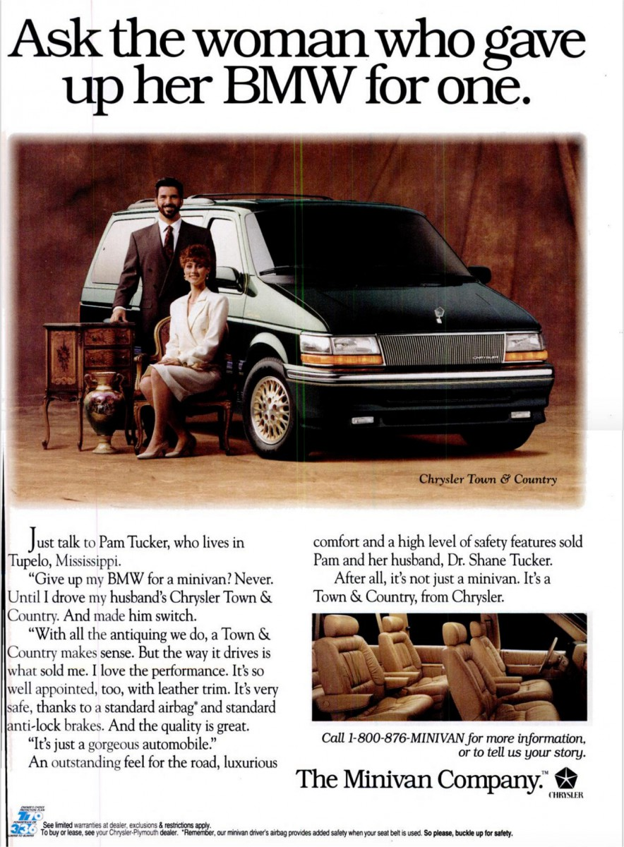 chrysler lease deals country minivan town and