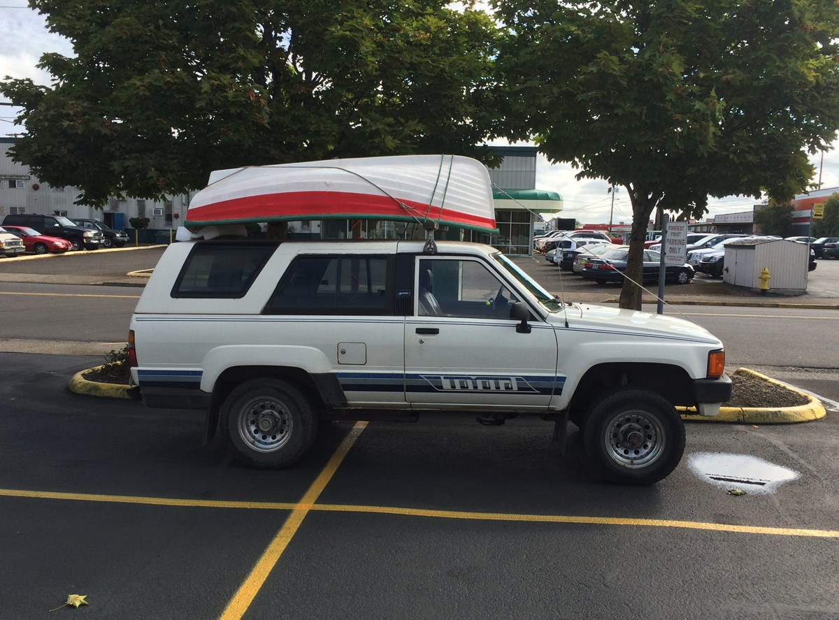 Curbside Classic: 1984 Toyota 4Runner – Beginning Of A Long