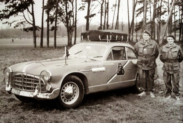 In 1953, this other Motto 235 was driven from Cape Town to Algiers, setting a new record (11 days and 5 hours.