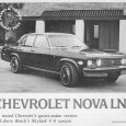 Detroit's infatuation with Euro-style sedans got their start in a big way in 1975. The Ford Granada was a cynical riff on the Mercedes, mainly having to do with crowing […]