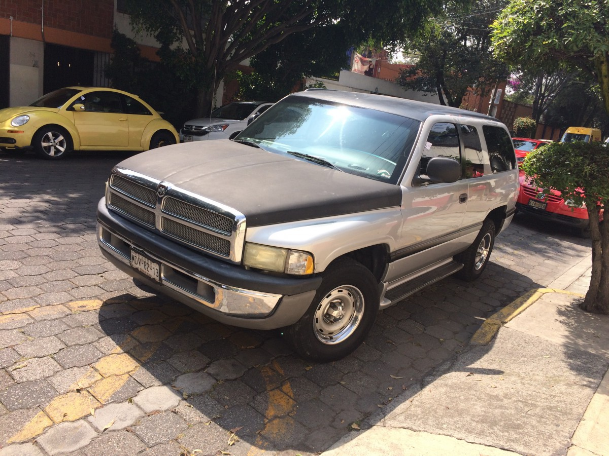 Dodge ramcharger mexico