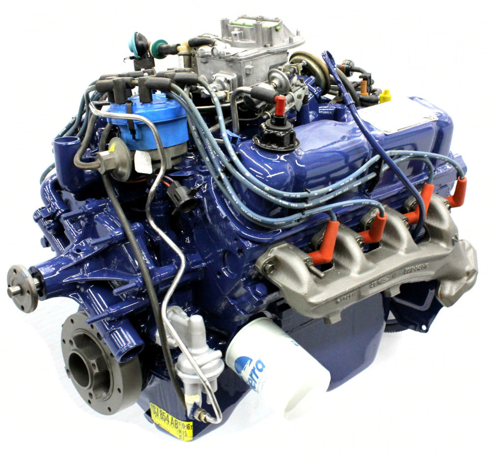 The little engines that could part 6 1982 was the height for Motor ford f150 v8
