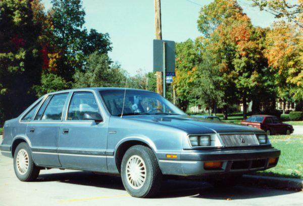1985 Chrysler LeBaron GTS