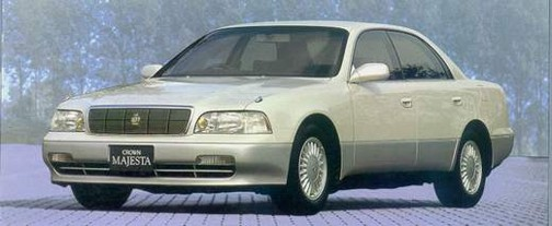 toyota_crown_majesta_white_front_1992