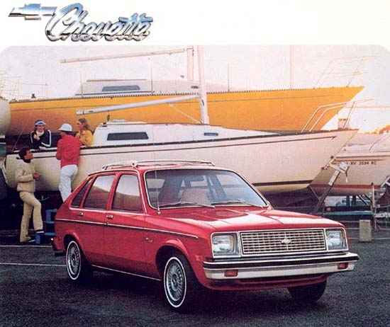 Okay, this one may actually be identical to the Solis's Chevette
