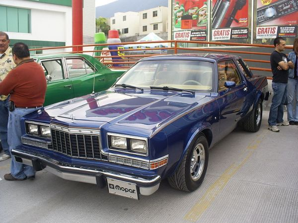 Mexican Mopars, Part 6: Dodge Magnums Of The 1980s – Coming Down