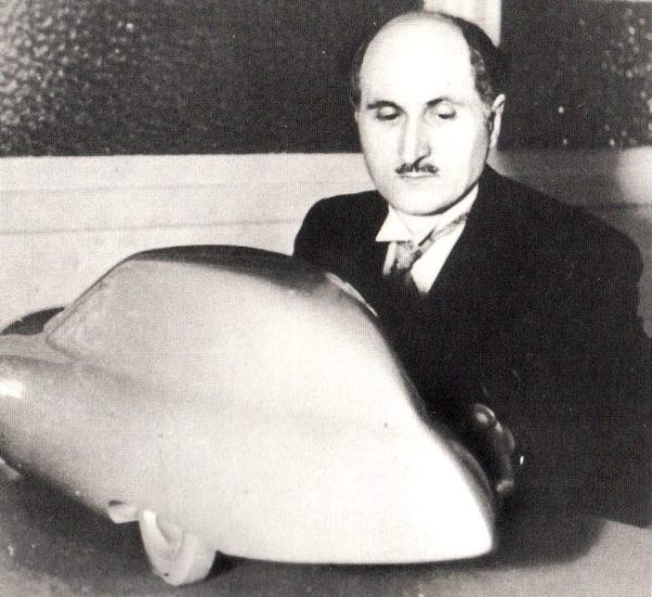 Louis Bionier, who designed all Panhards from 1929 on, made the cutting-edge Dynavia in 1948.