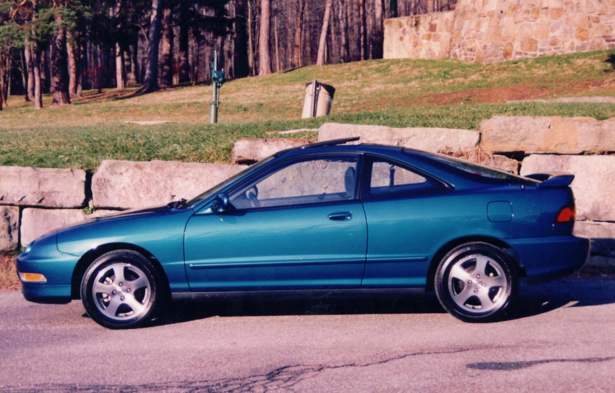 COAL: 1994 Acura Integra GS-R – Picking Up Sd