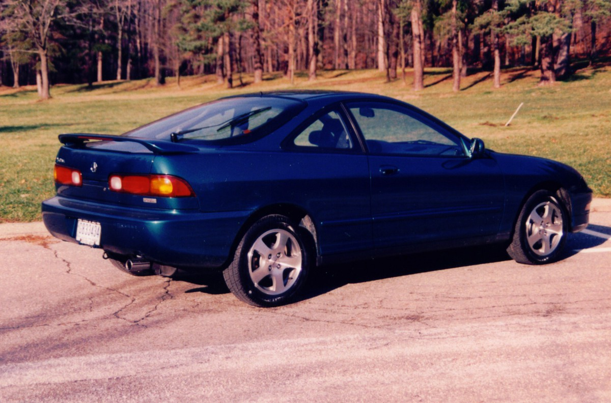 Coal 1994 Acura Integra Gs R Picking Up Speed