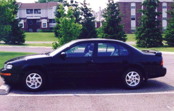 1996 Nissan Maxima