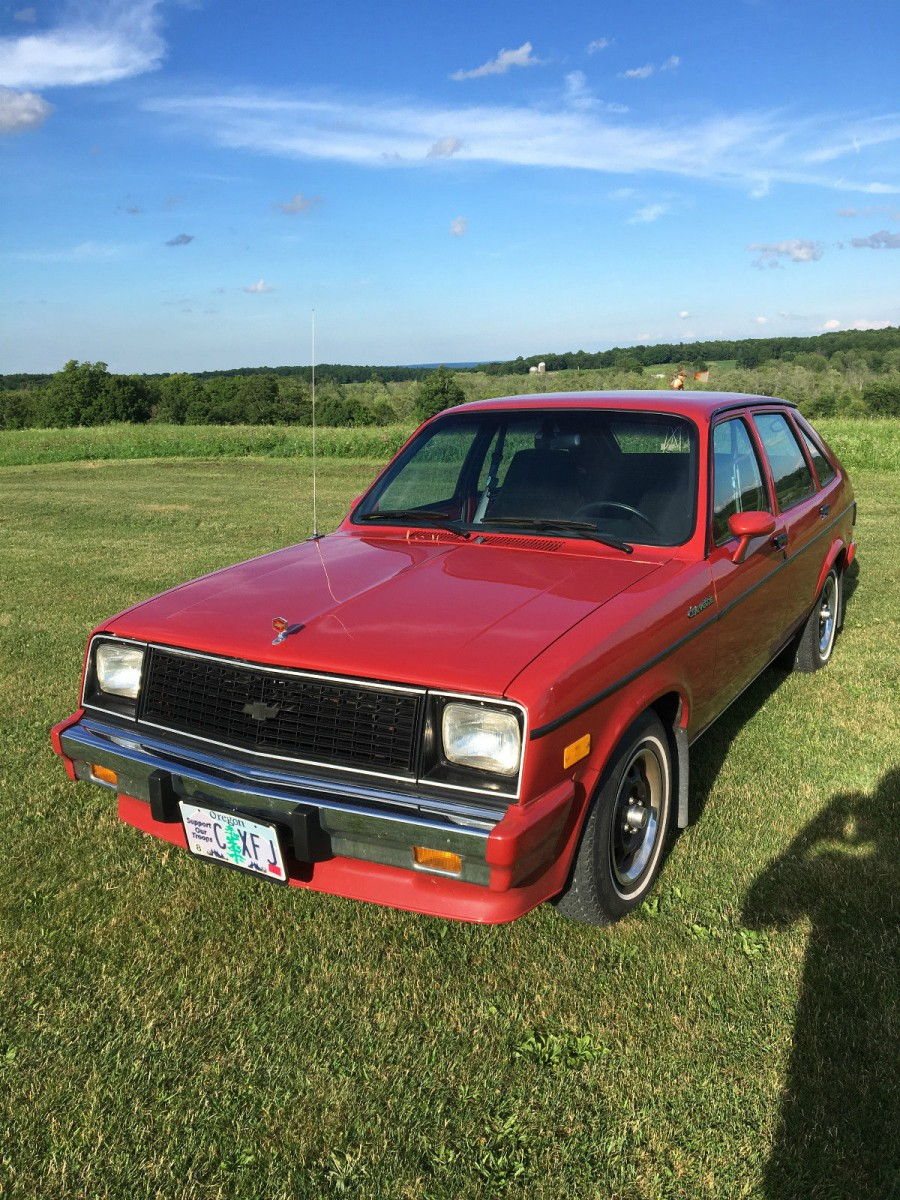 ebay find 1987 chevrolet chevette the other one curbside classic ebay find 1987 chevrolet chevette