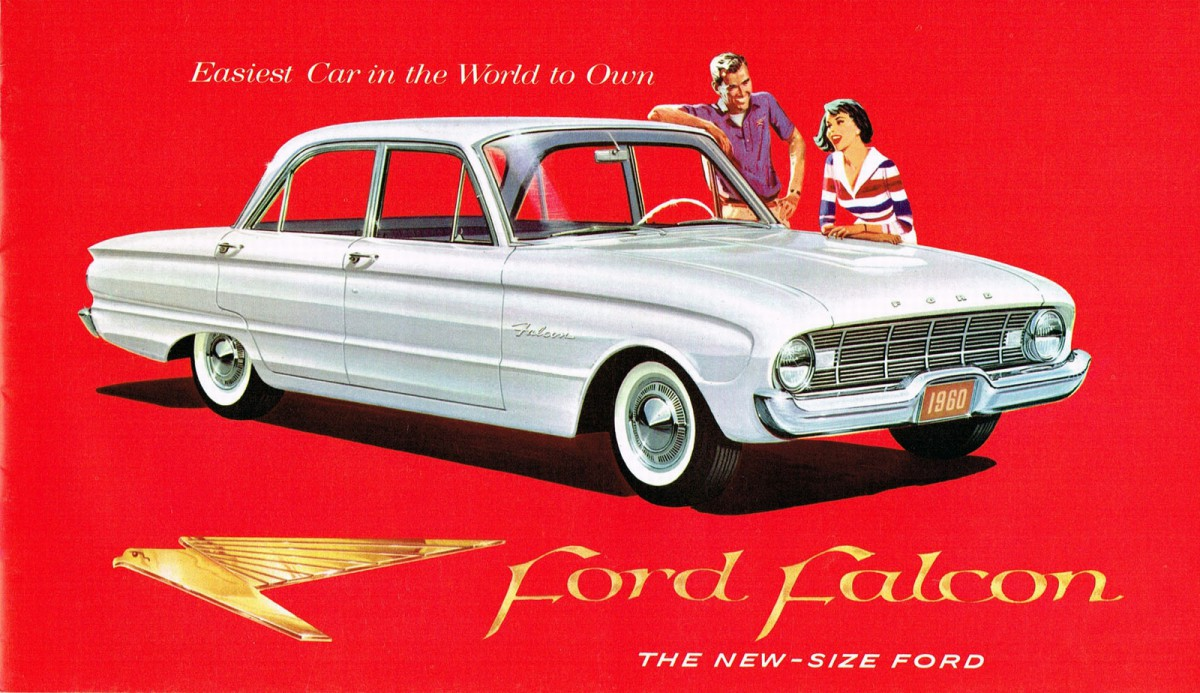 Curbside Classic 1960 Ford Fairlane Upstaged By The Rest Of Cast Wiring Diagram For Edsel V8 All Models