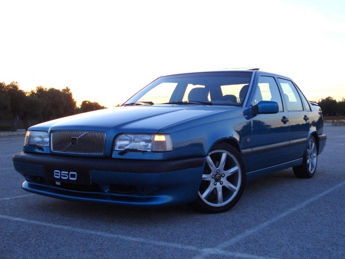 COAL: 1996 Volvo 850 R – My Old Turquoise Brick