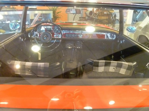 Mercedes-Benz Classic Center 230SL Rally