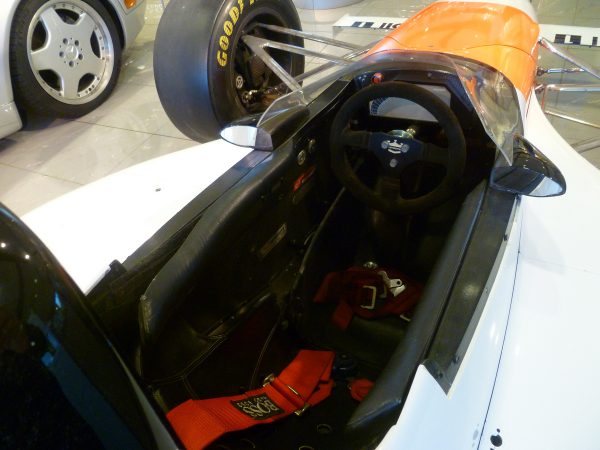 Mercedes-Benz Classic Center Penske PC23 IndyCar