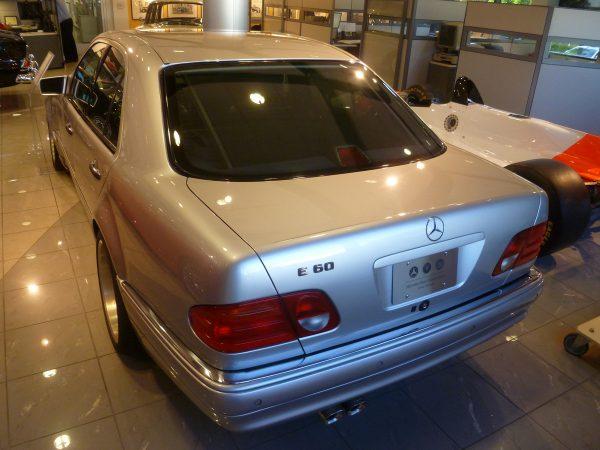 Mercedes-Benz Classic Center RENNtech E60RS
