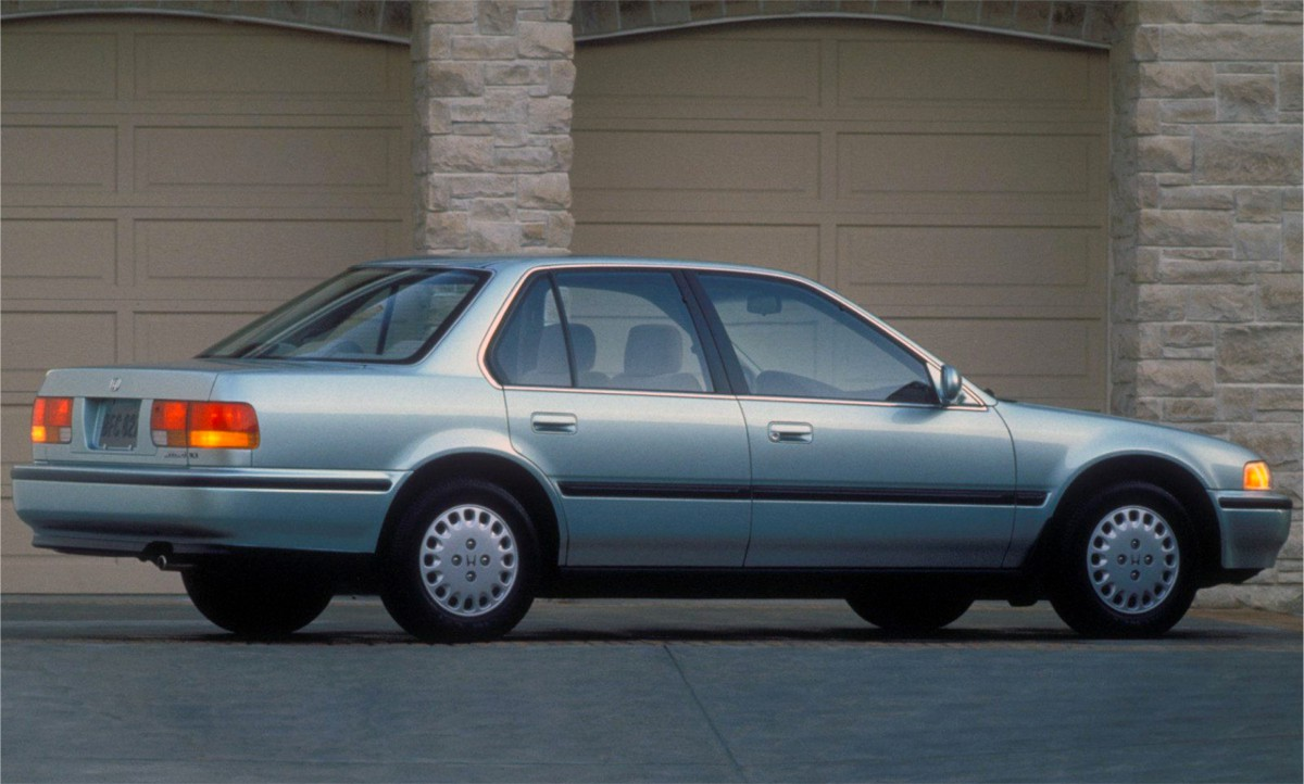 curbside classic 1996 honda accord lx in accordance with american demands. Black Bedroom Furniture Sets. Home Design Ideas