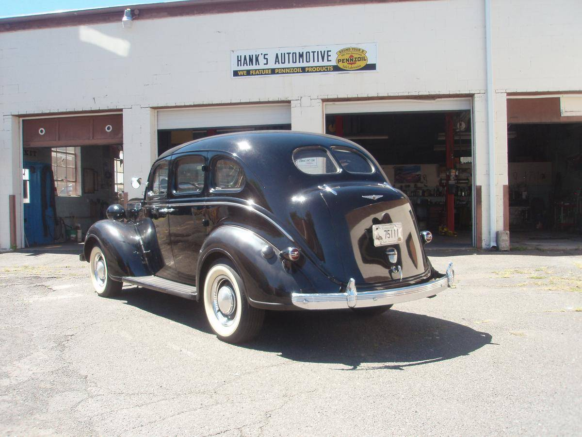 CC For Sale: Original 1937 Chrysler Royal With 10,700 Miles – A ...