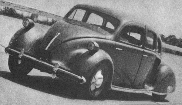 Big Rear-Engined Four-Door Cars – Part 1: American Attempts