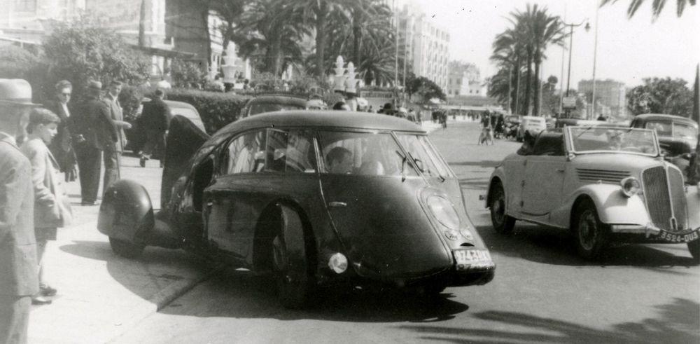 Big Rear-Engined Four-Door Cars – Part 2: European Efforts