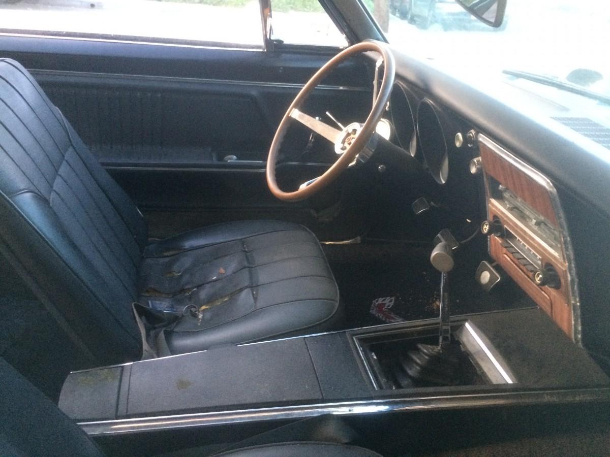 "Curbside Classic Capsule: 1967 Firebird ""428"" Convertible – Truth In"