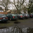 This apartment parking lot rather sums up our PNW winter as well as these cars: dark, dull, wet, dreary, and a dose of depressing. Yes, it's actually been the kind […]