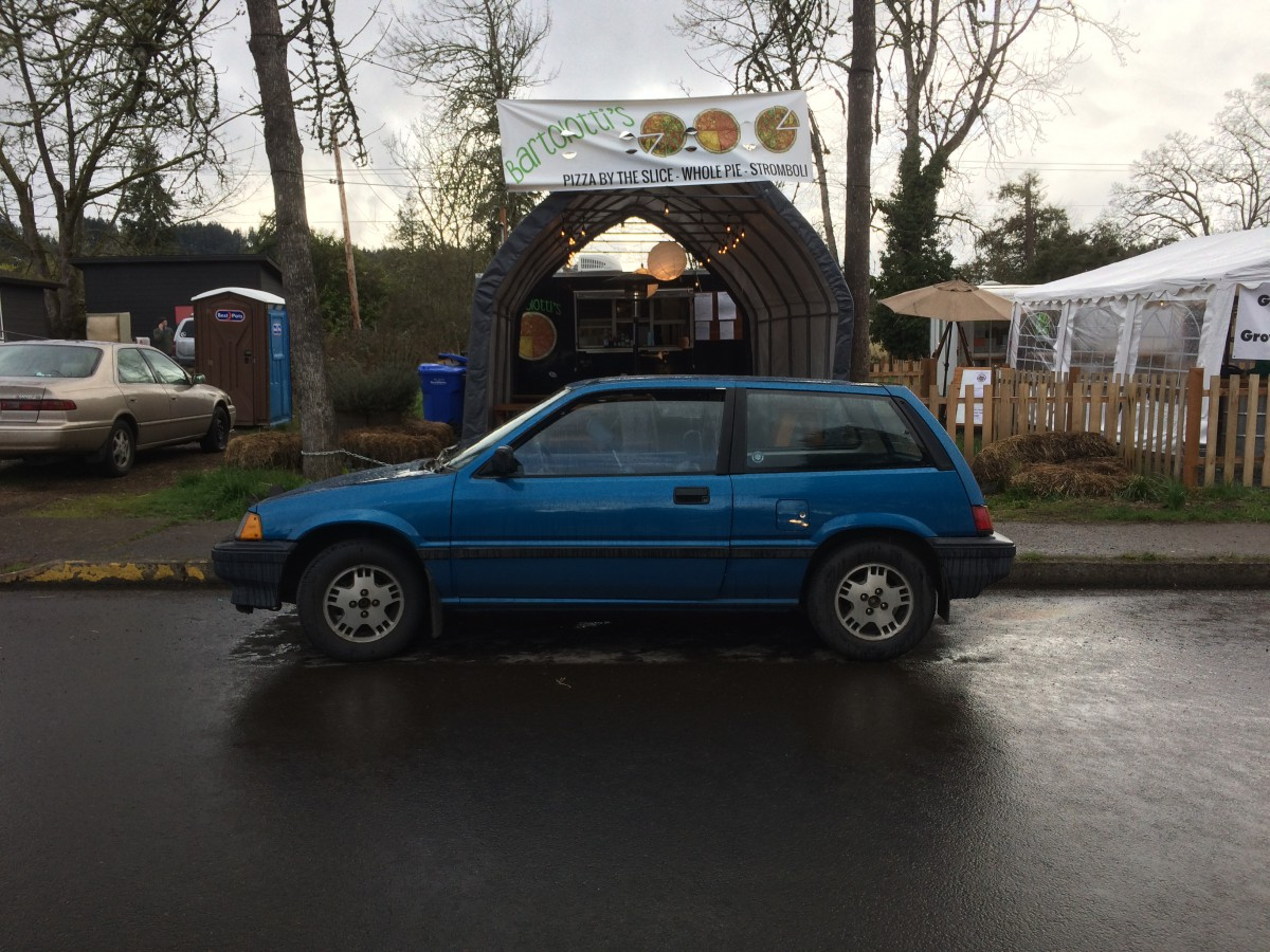 Curbside Classic 1984 Honda Civic Dx And 1987 Si Hatchback Peak 1990 Crx Timing Belt Engine Mechanical Problem