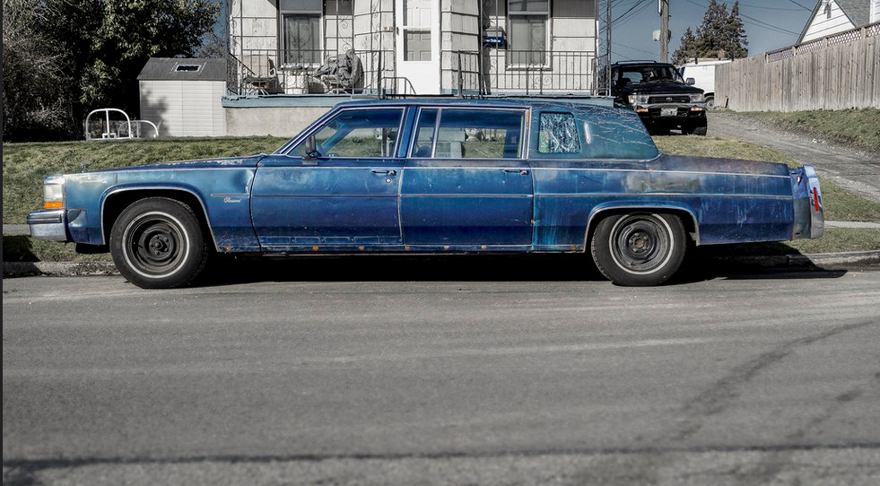 Cohort Outtake: The Rather Rare Downsized (1977-1984) Cadillac ...