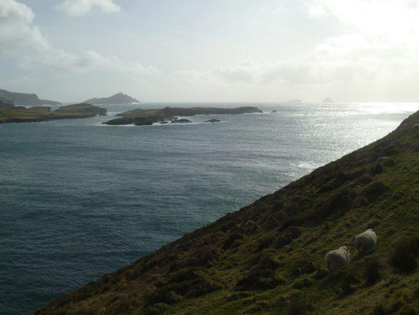 Skellig Micheal, Ireland; Star Wars