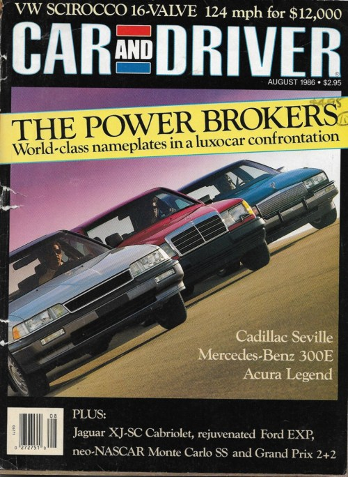 Vintage C&D Review: The Power Brokers (Aug '86) – Tri-National